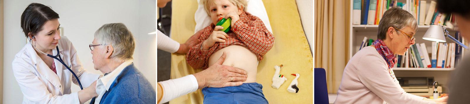 Vorsorge und Nachsorgeuntersuchungen in der Arzt Praxis in Bleckede